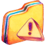 http://icons.iconarchive.com/icons/raindropmemory/summer-love-cicadas/64/Y-Caution-icon.png