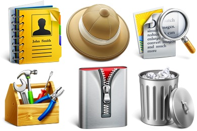Free MacOS Icons