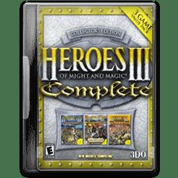 Heroes 3 icon game iconset ravenbasix