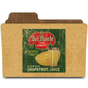 del monte grapefruit jus icon