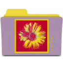warhol daisy icon