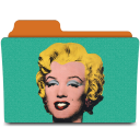 Warhol-marilyn icon