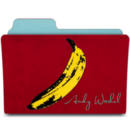warhol banana icon