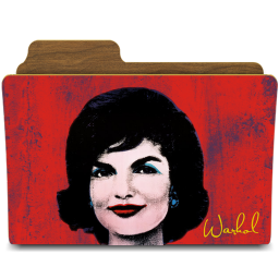 warhol jackie icon