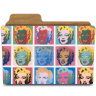Warhol-marilyns icon
