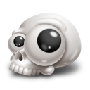 http://icons.iconarchive.com/icons/reclusekc/kulo/128/Skull-1-icon.png