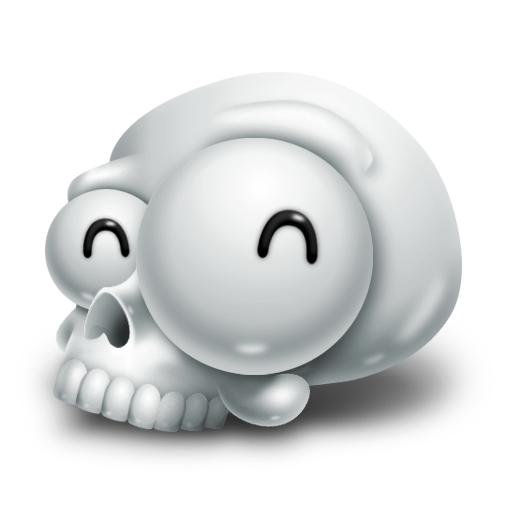 Skull-3 icon