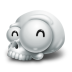 http://icons.iconarchive.com/icons/reclusekc/kulo/72/Skull-3-icon.png