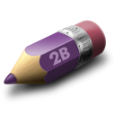 Pencil 1 icon