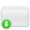 Folder-Drop-Box icon