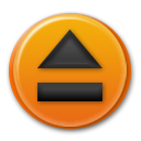 Toolbar Eject alt icon