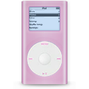 iPod Mini 2G Pink icon