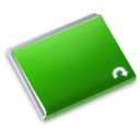 Folder Drop Box icon