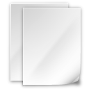 Misc Document icon
