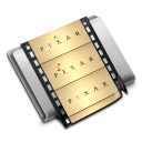 Folder Movie icon