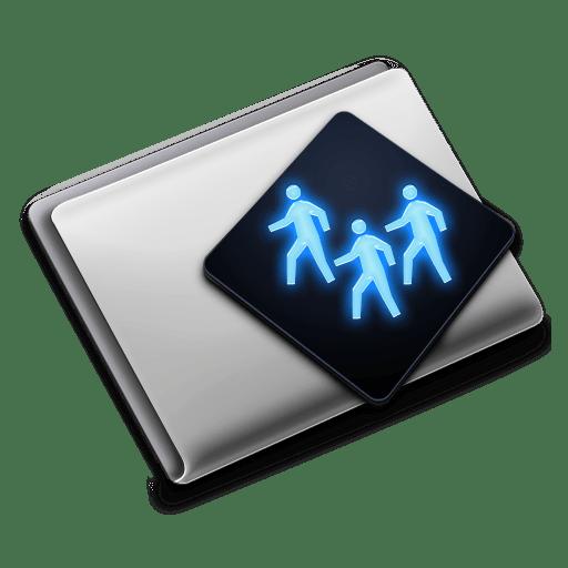 Folder-Sharepoint icon