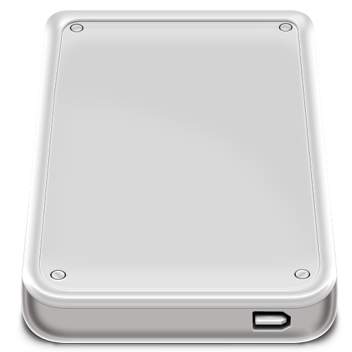 Hard Disk Firewire icon