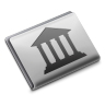 Folder-Library icon