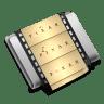 Folder-Movie icon