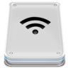 Hard-Disk-Wifi icon