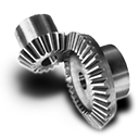 bevel gear icon