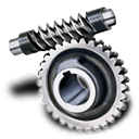 worm gear icon
