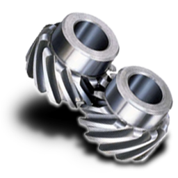 helical gear icon