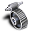Pinion-gear icon