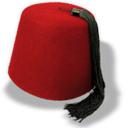 Hat fez icon