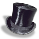 Hat top silk 2 icon