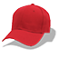 Hat baseball red icon