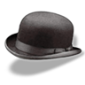Hat-bowler icon