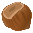 Hazel-nut icon