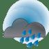 Cloud-dark icon
