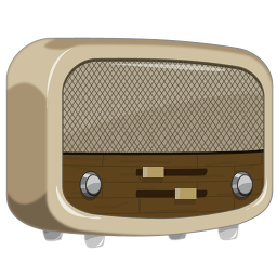 Radio icon