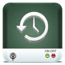 Drives Time Machine HD icon