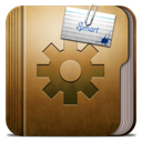 Folder-Smart-Folder icon