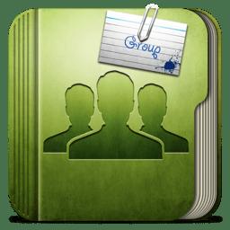 Folder Group Folder icon