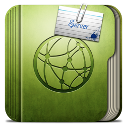 Folder Server Folder icon