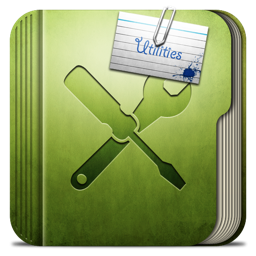 Folder Utilities Folder icon