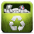 Dock-Trashcan-full icon