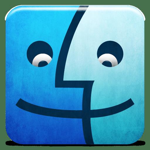 Dock-Finder-Alt icon