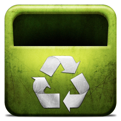 Dock-Trashcan icon