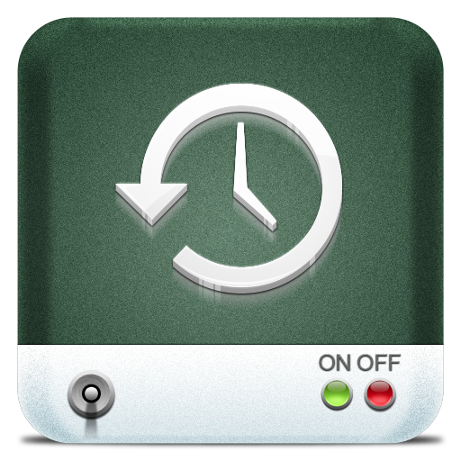 Drives-Time-Machine-HD icon