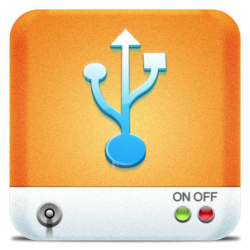 Drives-USB-HD icon