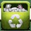 Dock-Trashcan-full icon