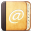Misc Adress book icon