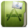 Folder-Aplication-Folder icon