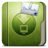 Folder-Download-Folder icon