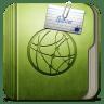 Folder-Server-Folder icon
